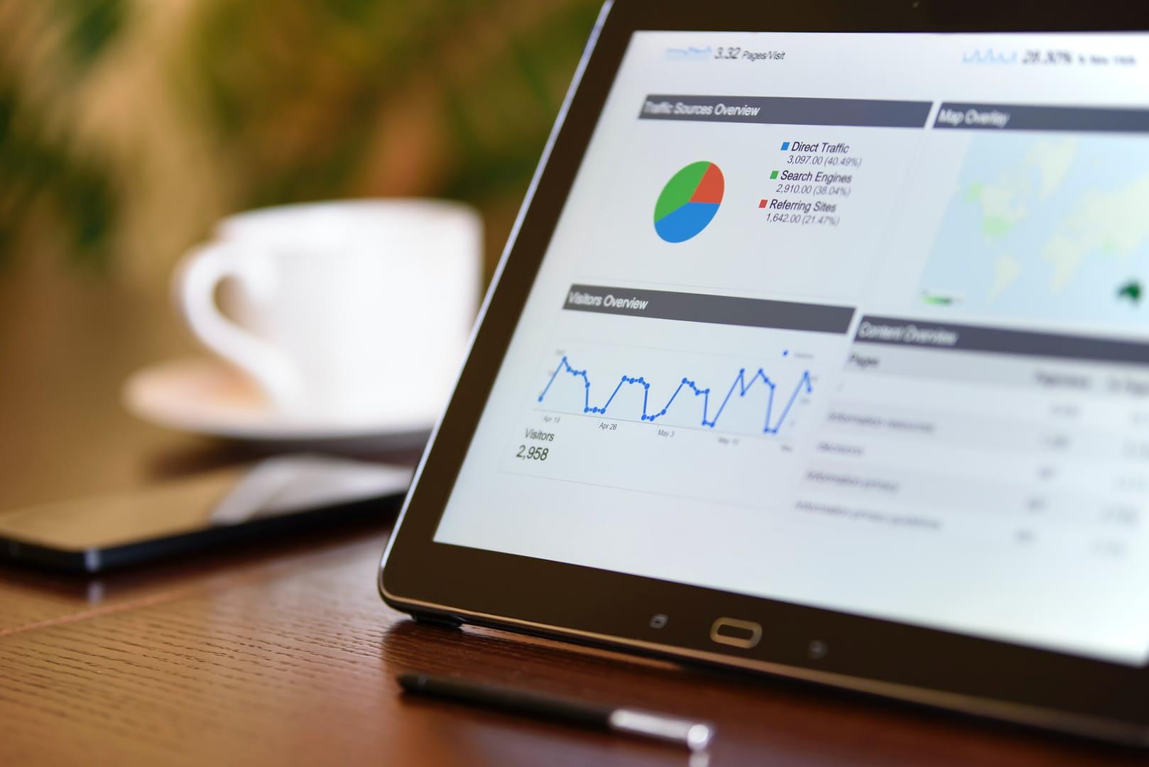 monitoring website traffic
