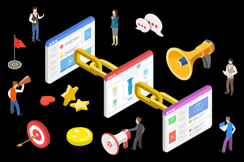 Let Voice SEO PRO Handle Your Link Building