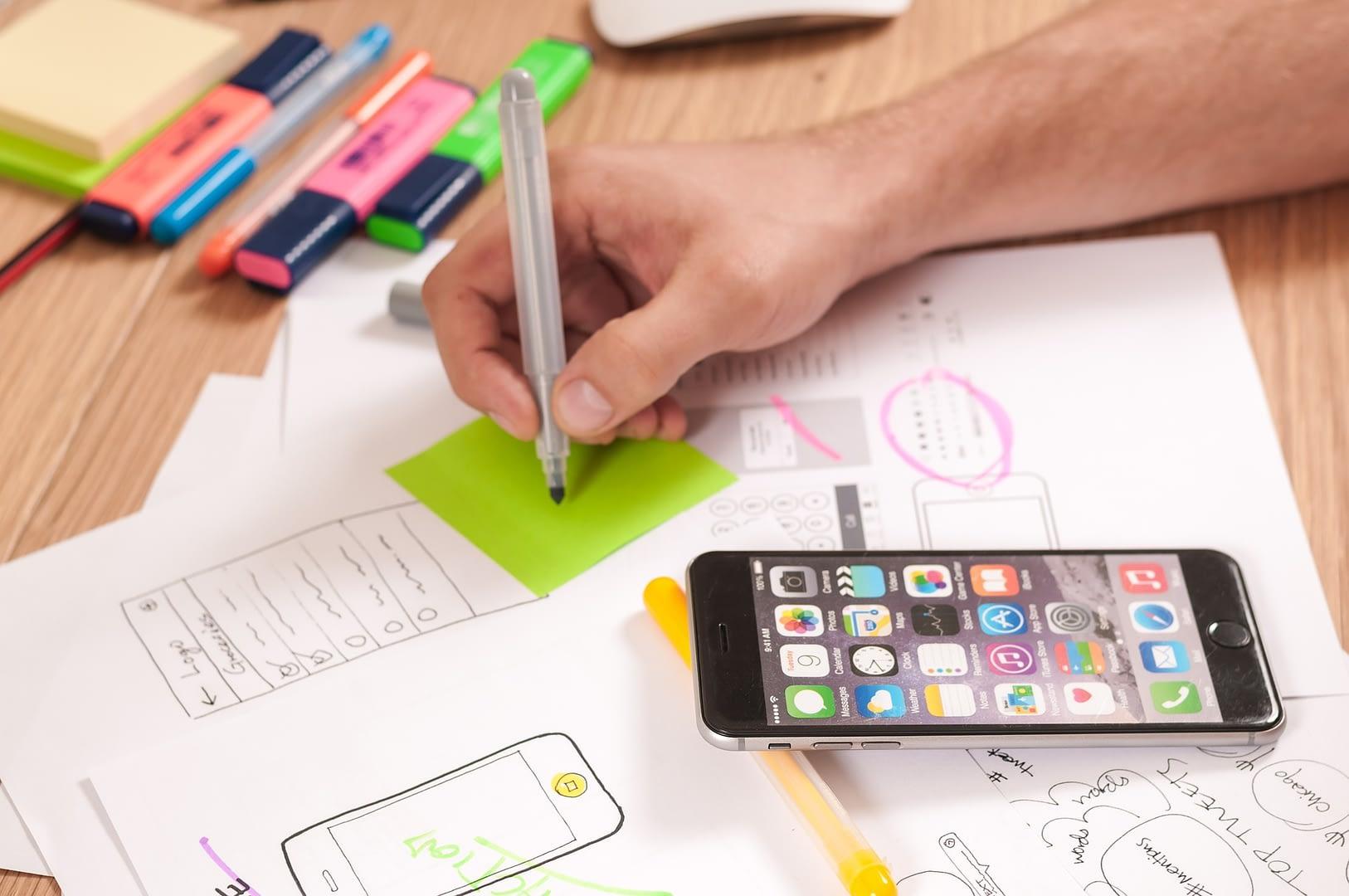Digital Marketing Steps