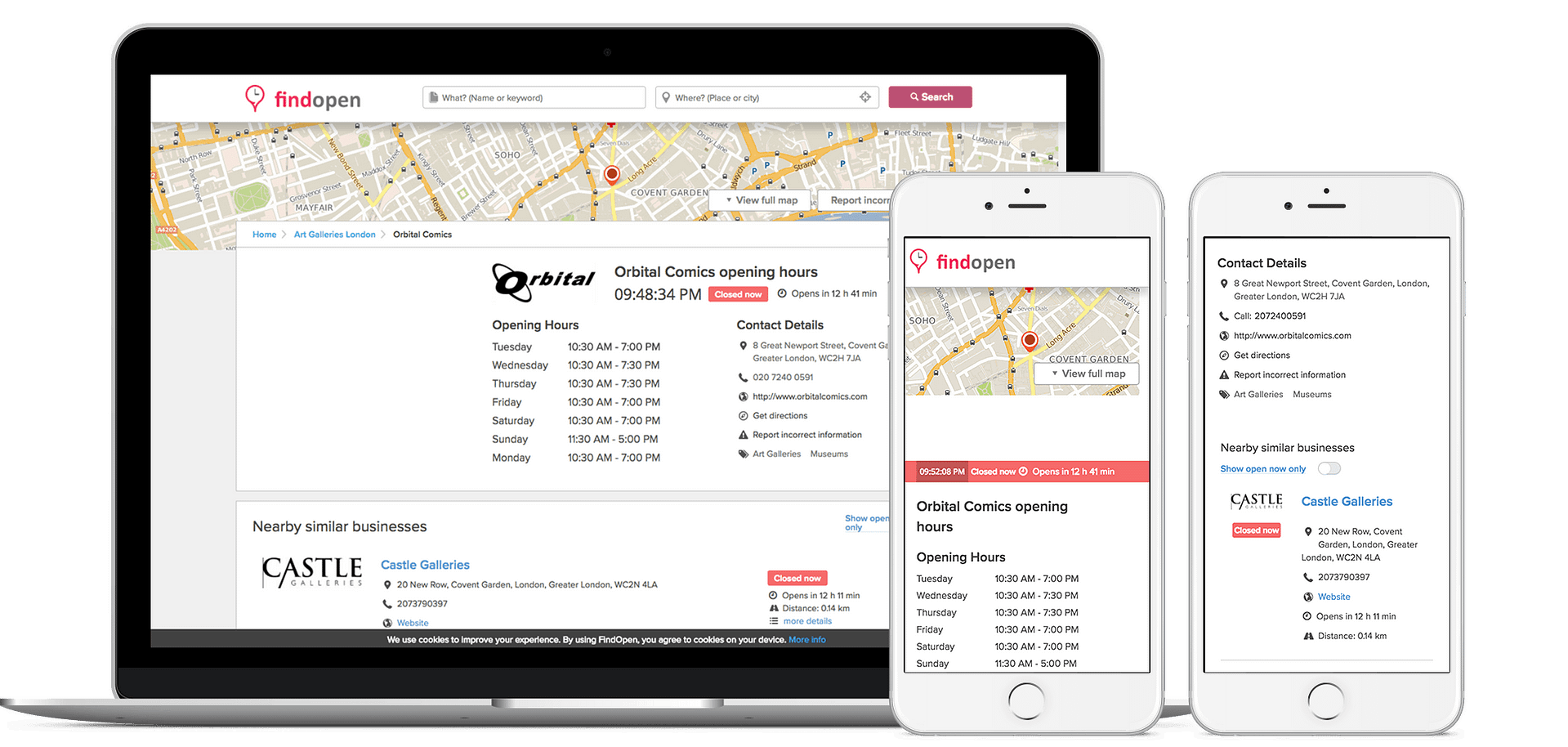 Add Your Business to FindOpen