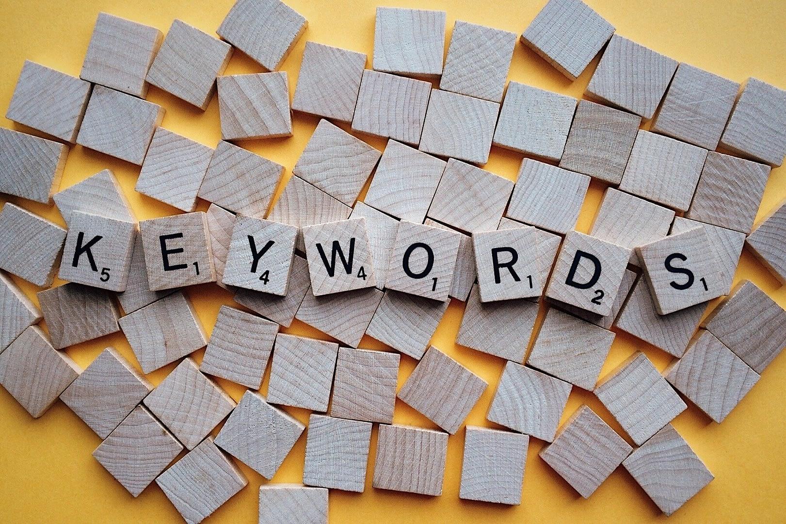keywords voice seo