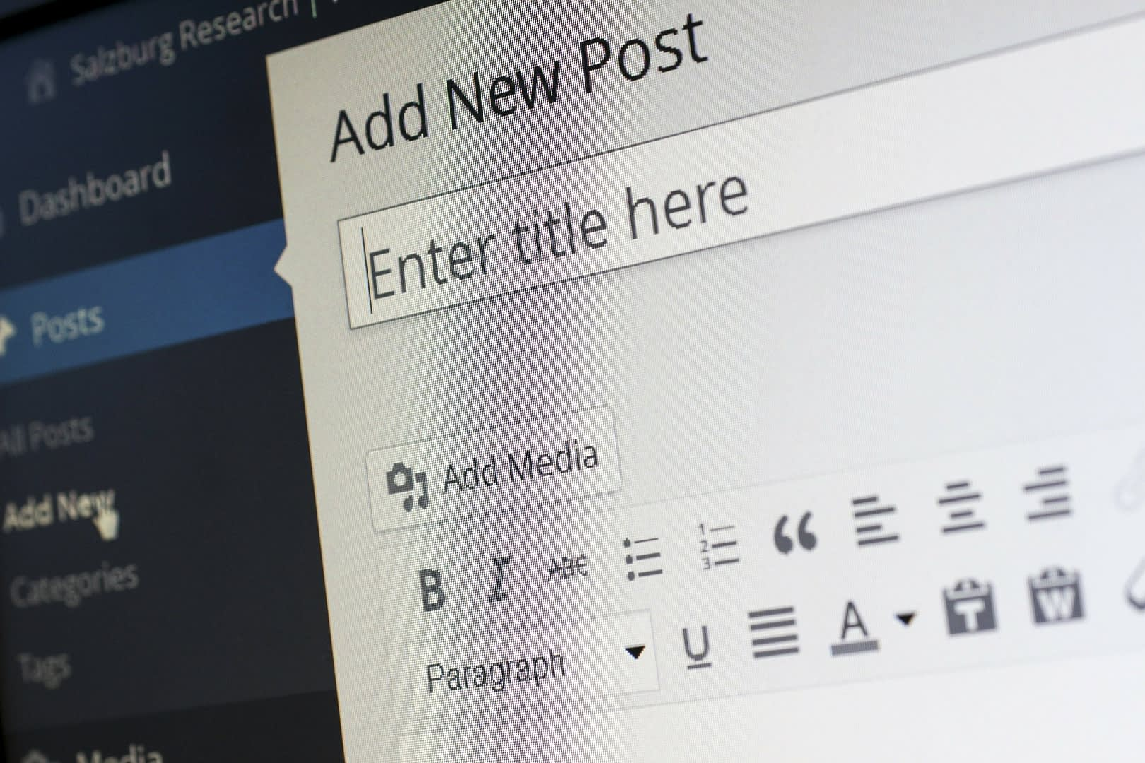 Blogging Outreach