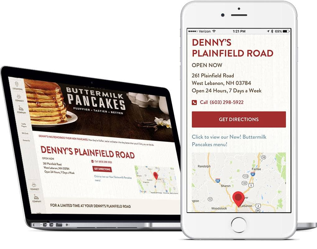 Make sure your food service business is optimized with Voice SEO Pro