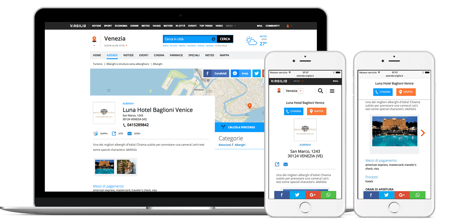 Add Your Business to Virgilio