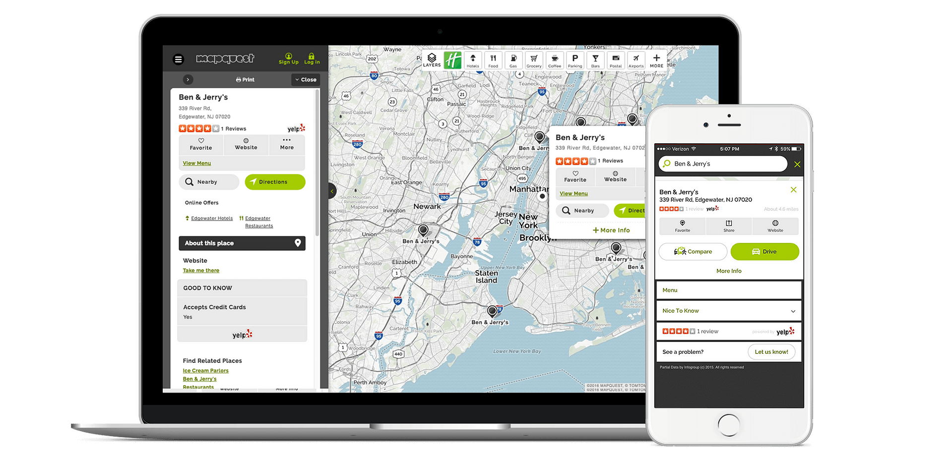 Add Your Business to MapQuest