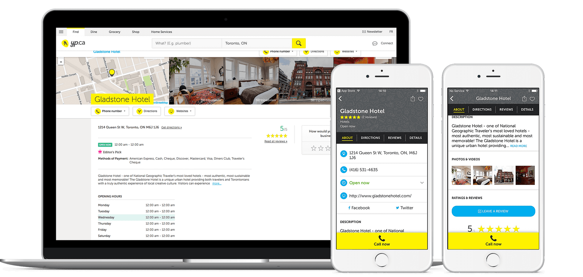 Add Your Business to YellowPages ca