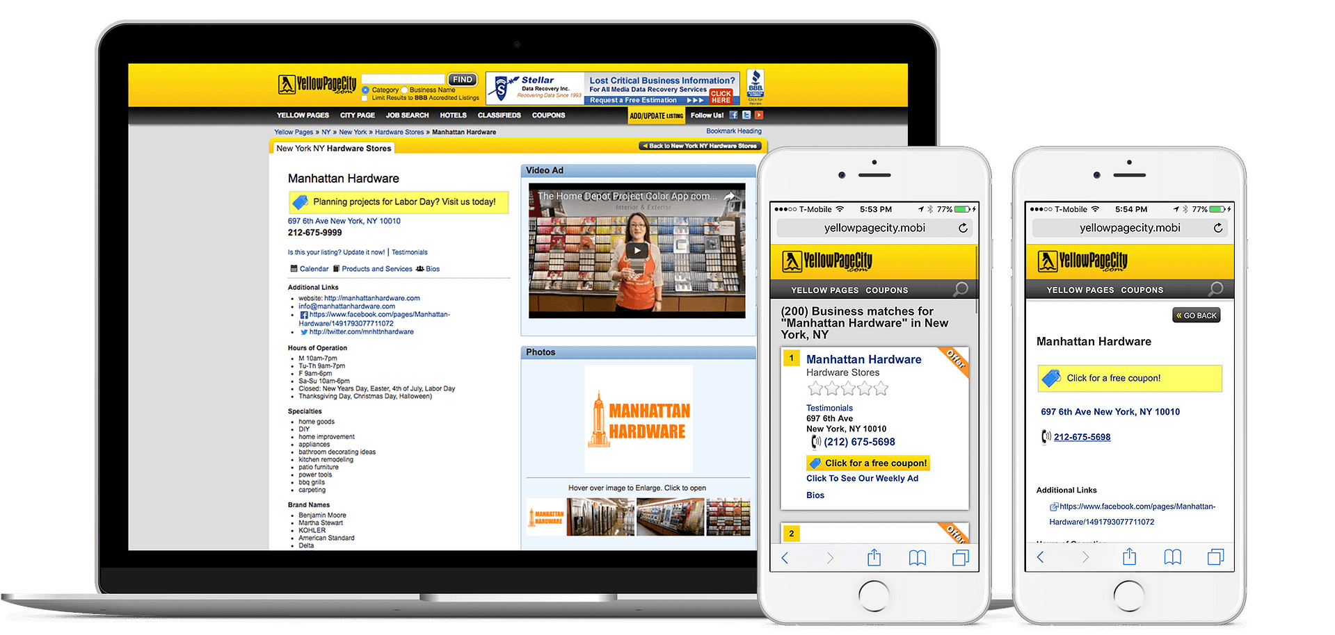 Add Your Business to YellowPageCity