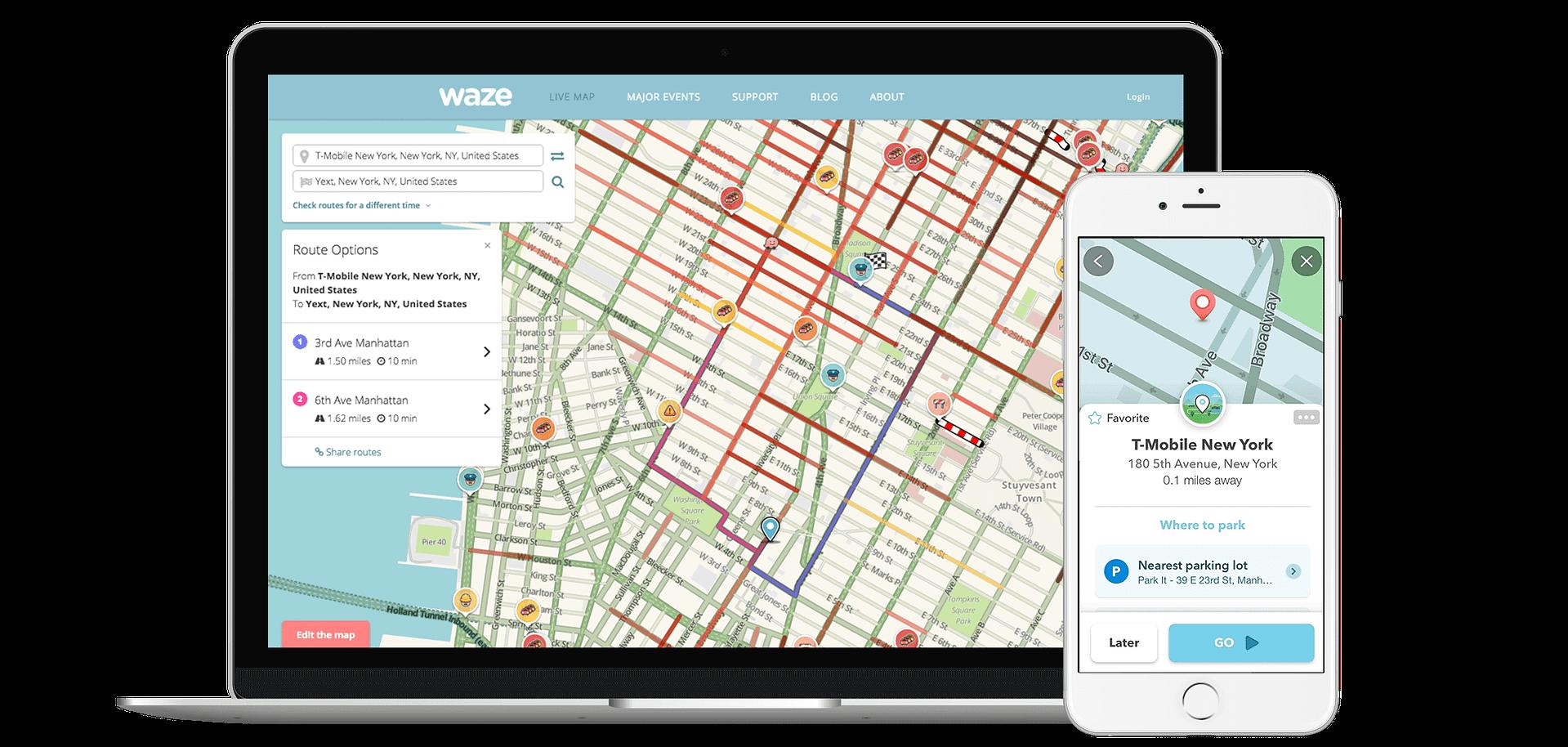 Add Your Business to Waze