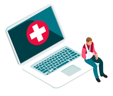 17% of patients go to a website before making an appointment