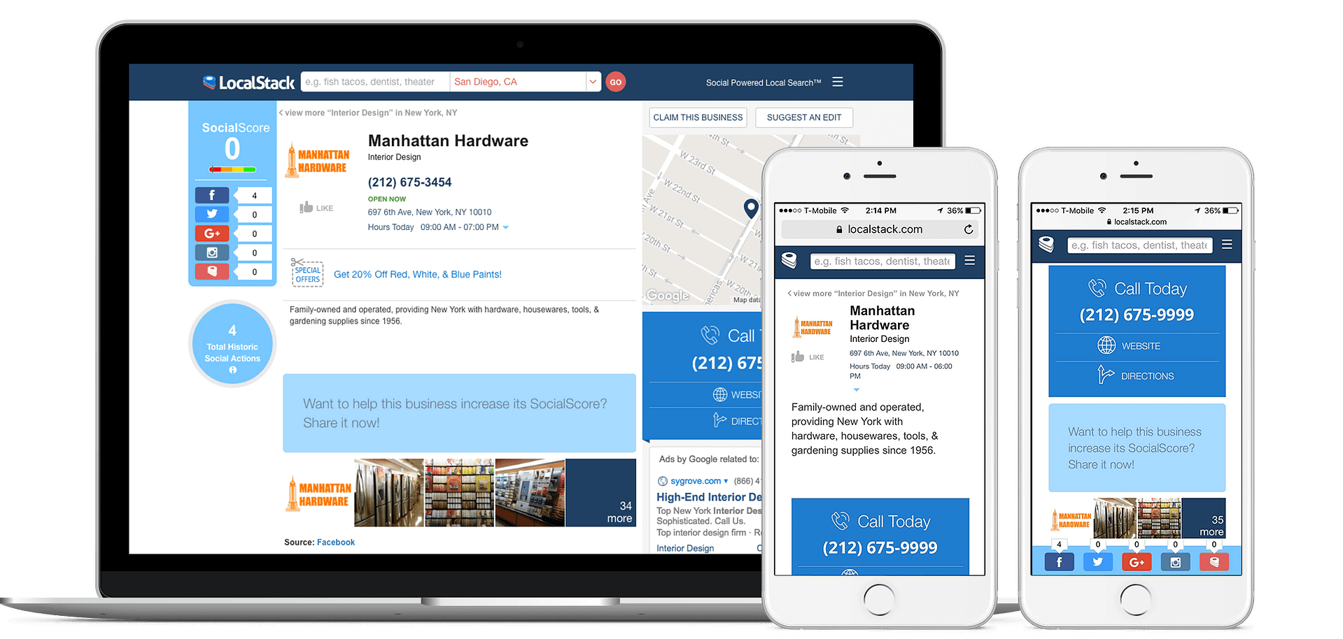 Add Your Business to LocalStack